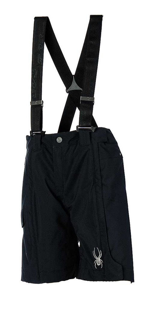 Spyder Kid's Training Pants - Front View