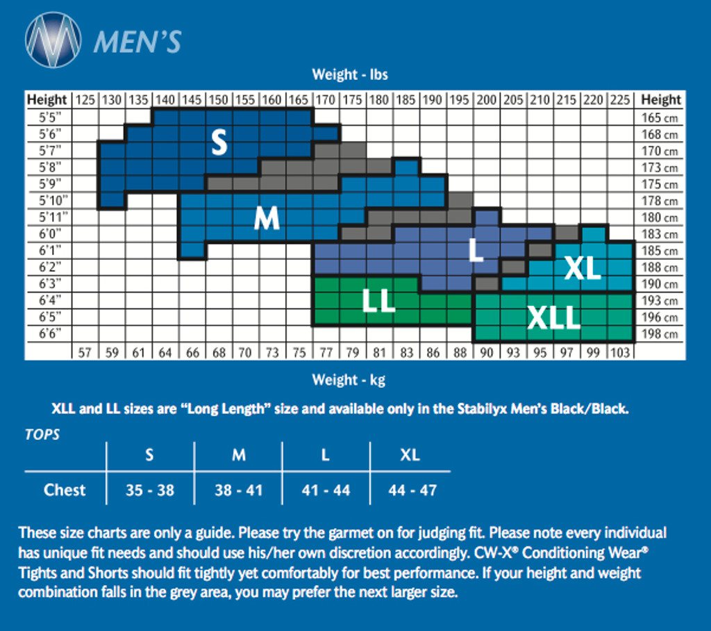 CW-X INSULATOR STABILYX ¾ TIGHTS - Mens