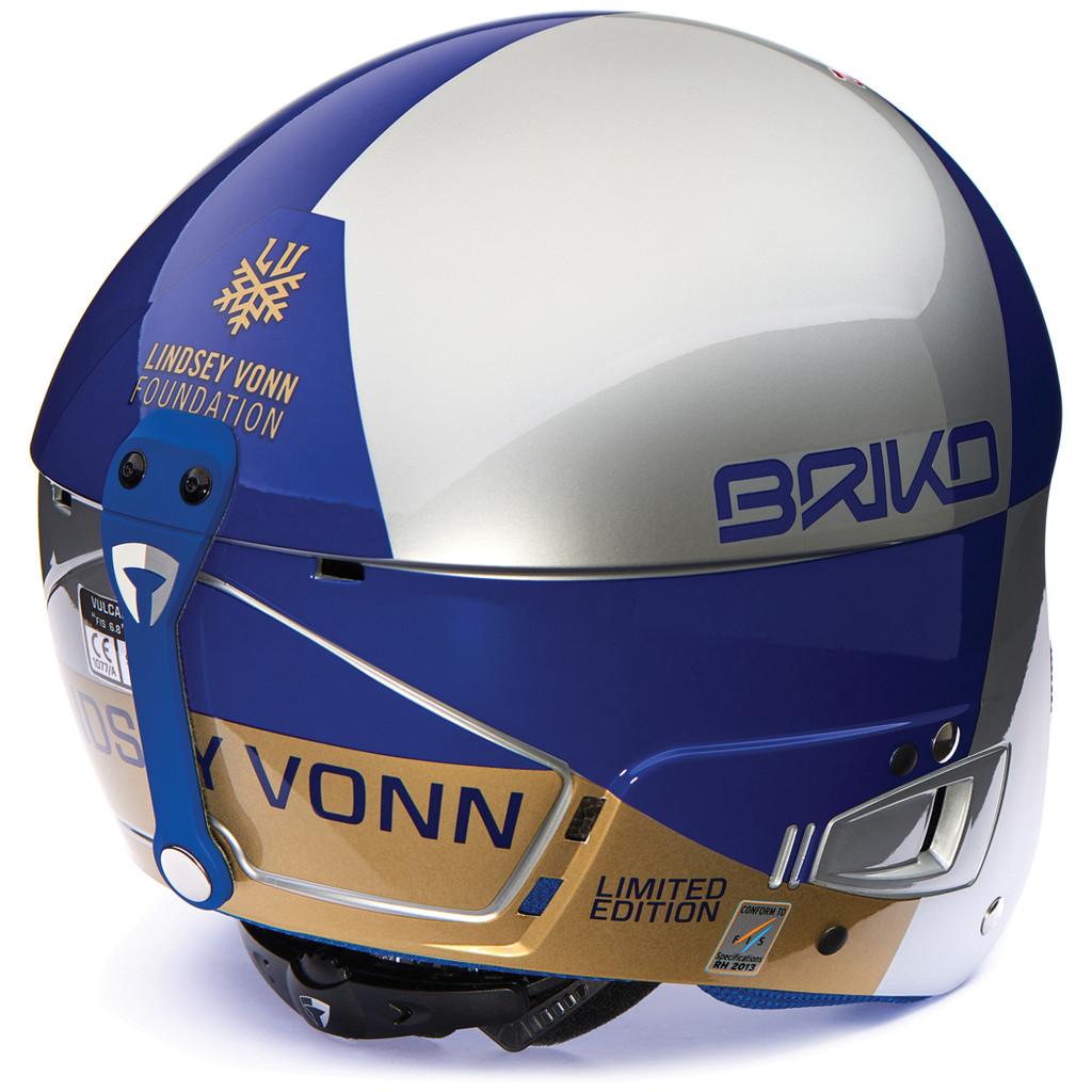 Briko Lindsey Vonn Vulcano FIS JR Helmet