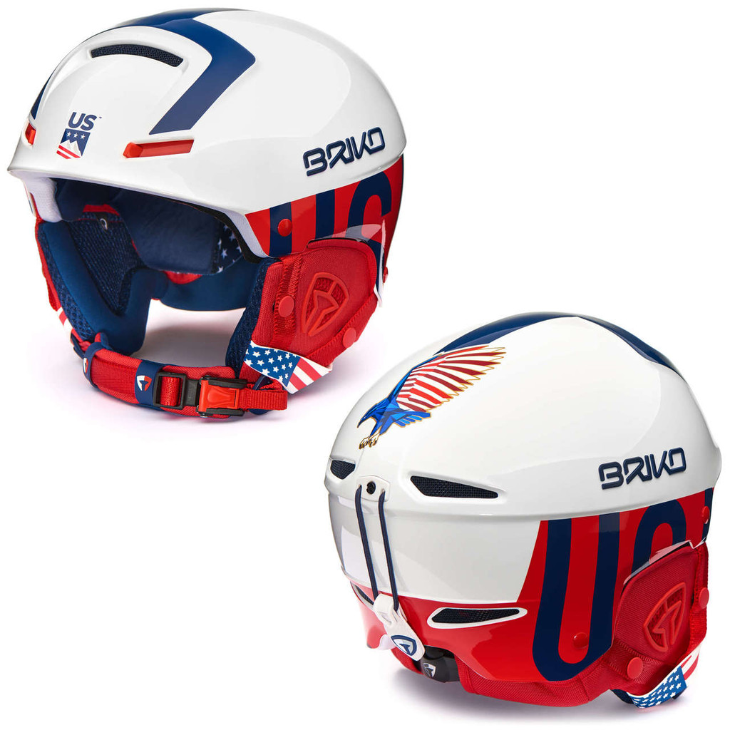 Briko Slalom Helmet