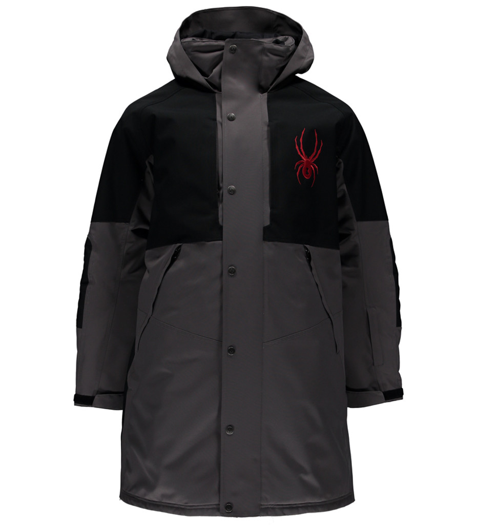 SPYDER COACHES INSULATED JACKET