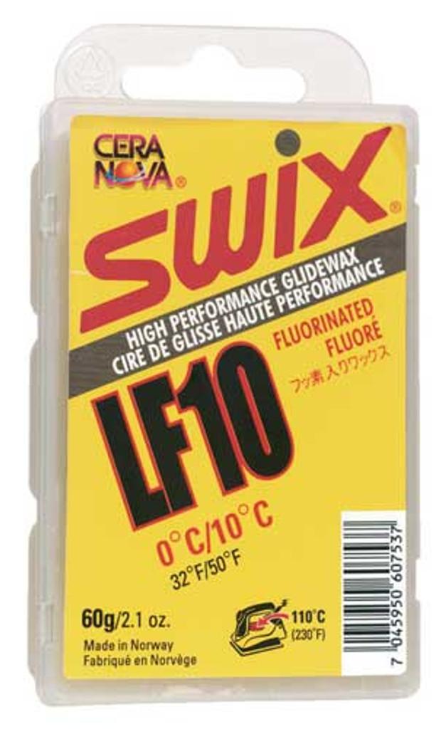 Swix LF 6 Low Fluoro Wax