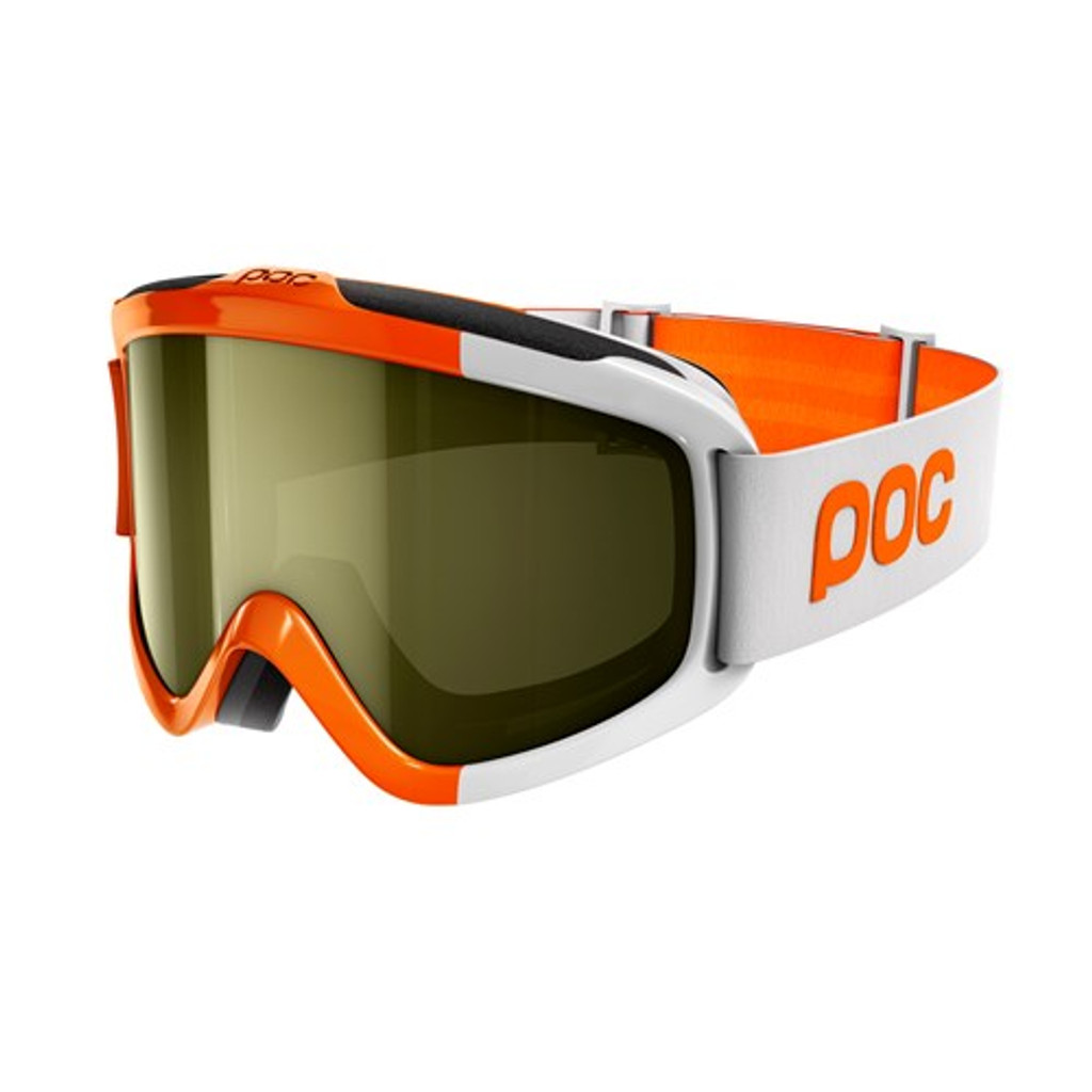 POC Iris Comp Goggles - Zinc Orange