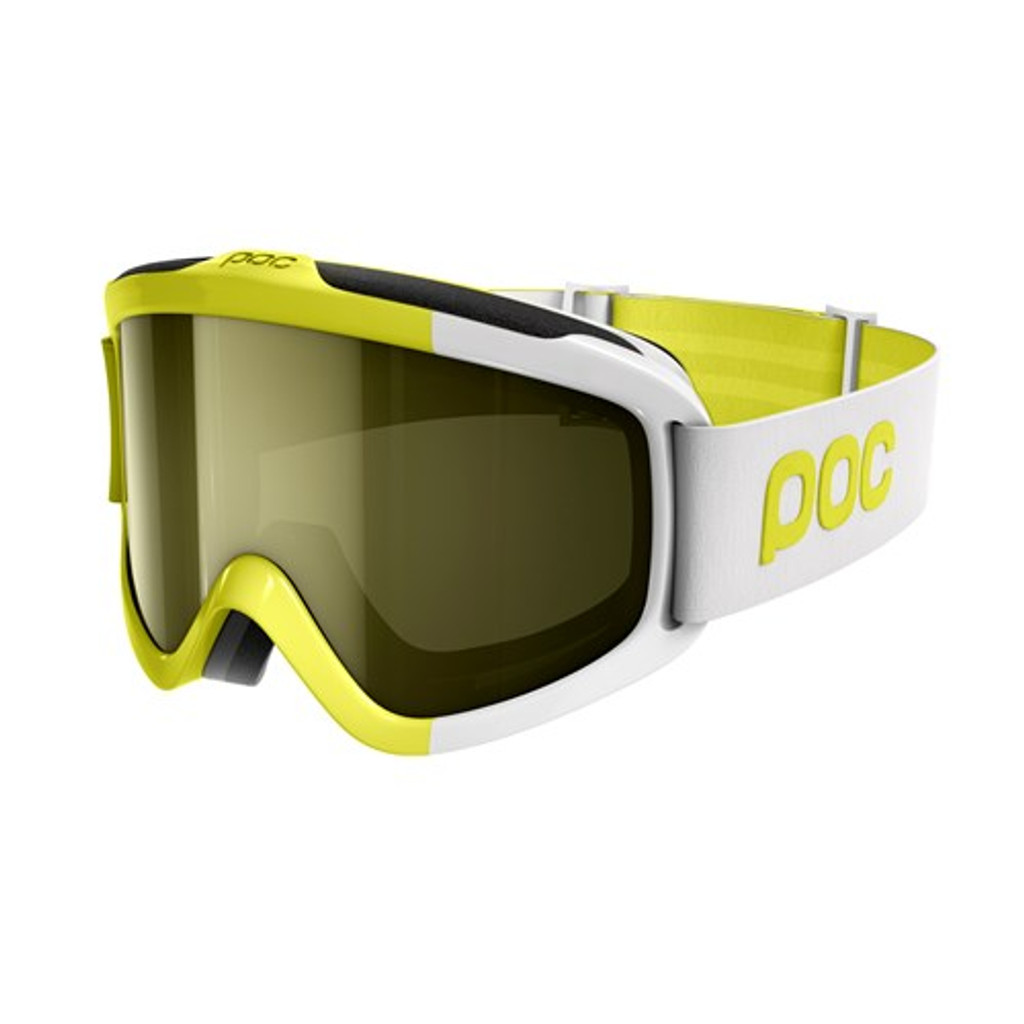 POC Iris Comp Goggles - Hexane Yellow