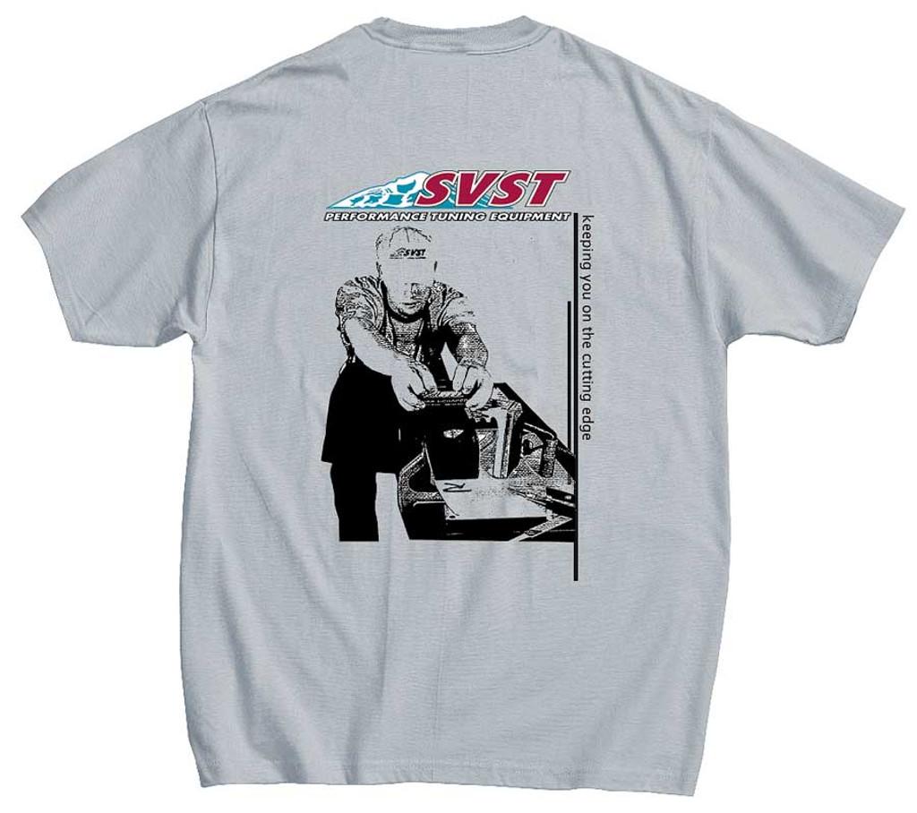 SVST Tech T-Shirt - Back View