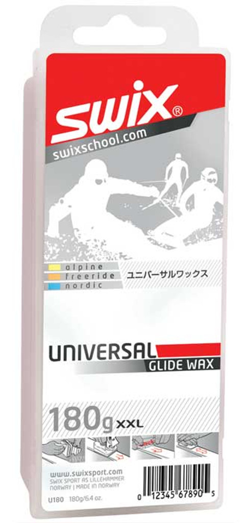 Swix Universal Hot Wax 180g