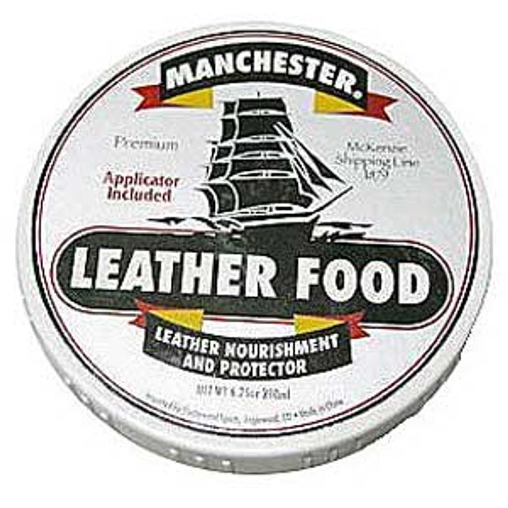 Reusch Manchester Leather Food