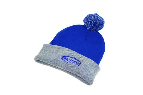 Race Werks Pom Knit Hat