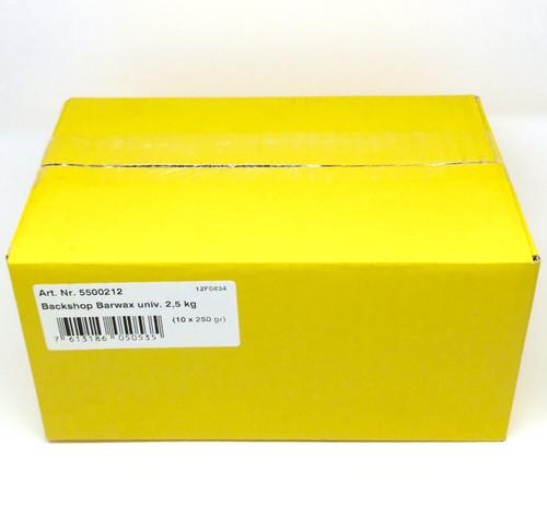 Its a big box of wax!