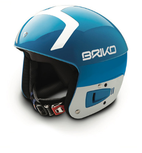 Briko Fluid Vulcano JUNIOR FIS Helmet