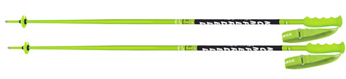Komperdell NT WC 19 mm SL Race Poles w/WC Punch Cover
