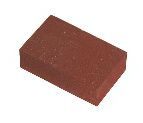 Gummi Stone Red - Fine