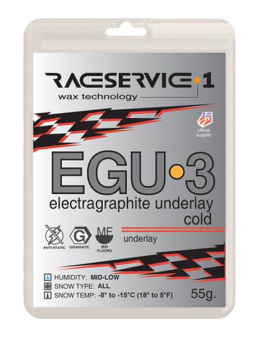 RaceService 1 EGU3 Electragraphite Underlay