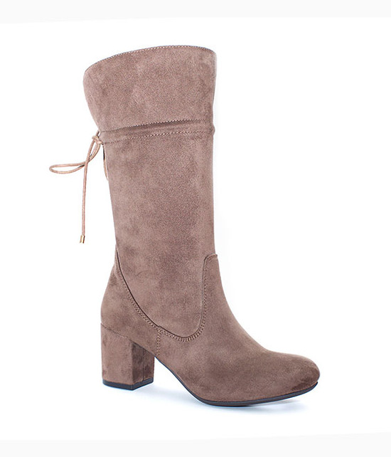 GC SHOES Heels Taupe