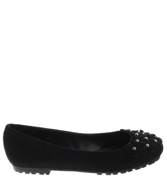 GC SHOES Petals Black