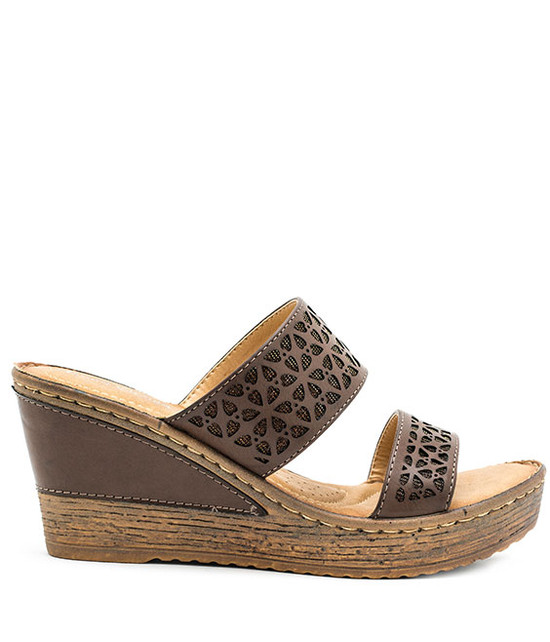 GC Shoes Perry Brown