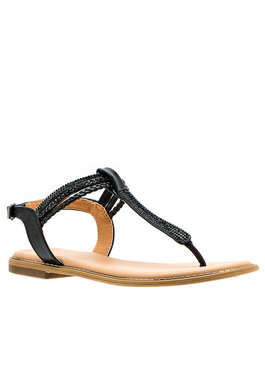 GC Shoes Lia Sandal Black