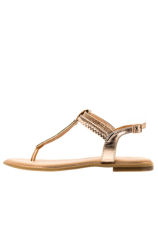 GC Shoes Lia Sandal Rose Gold
