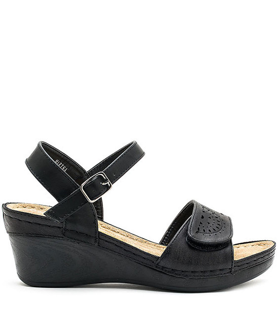 GC Shoes Marina Black