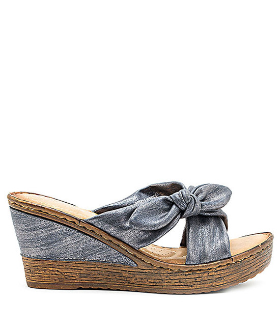 GC Shoes Janus  Pewter