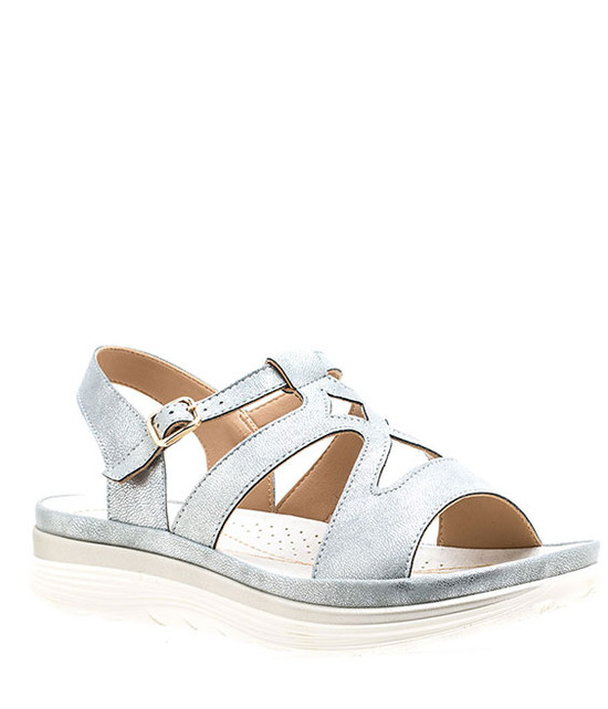 GC Shoes Karly Silver