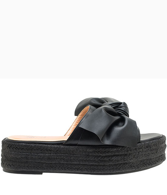 Devon Black Loafer
