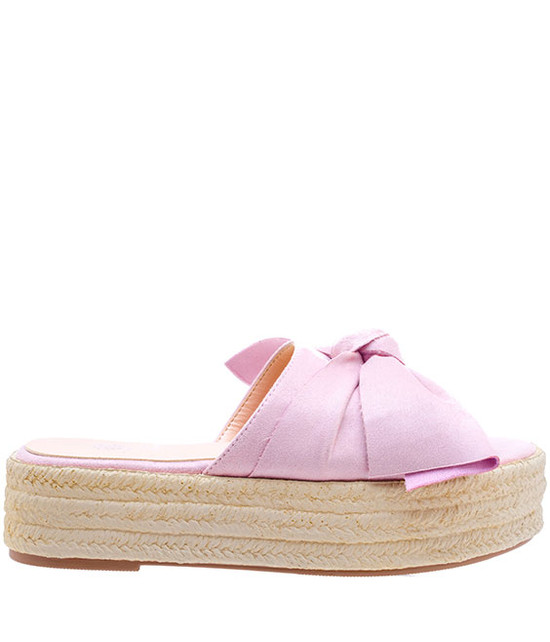 Devon Pink Loafer