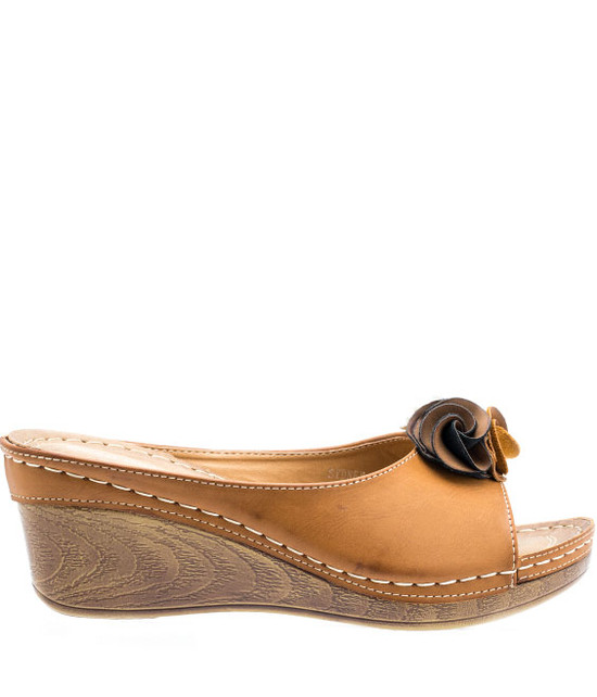 GC SHOES Sydney Tan