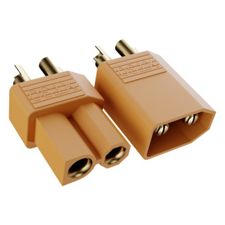 3803-0102-0005 - XT30 Connector Pack (FH-MC x 5, MH-FC x 5)