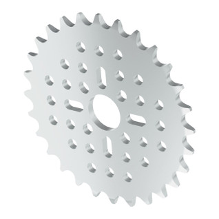 14mm Bore Aluminum Hub Mount Sprockets