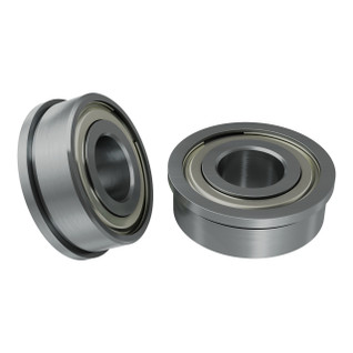 Mini-Flanged Ball Bearings