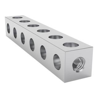 1106-0006-0048 - 1106 Series Square Beam (6 Hole, 48mm Length)