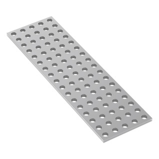 1116-0040-0136 - 1116 Series Grid Plate (5 x 17 Hole, 40 x 136mm)
