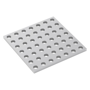 1116-0056-0056 - 1116 Series Grid Plate (7 x 7 Hole, 56 x 56mm)