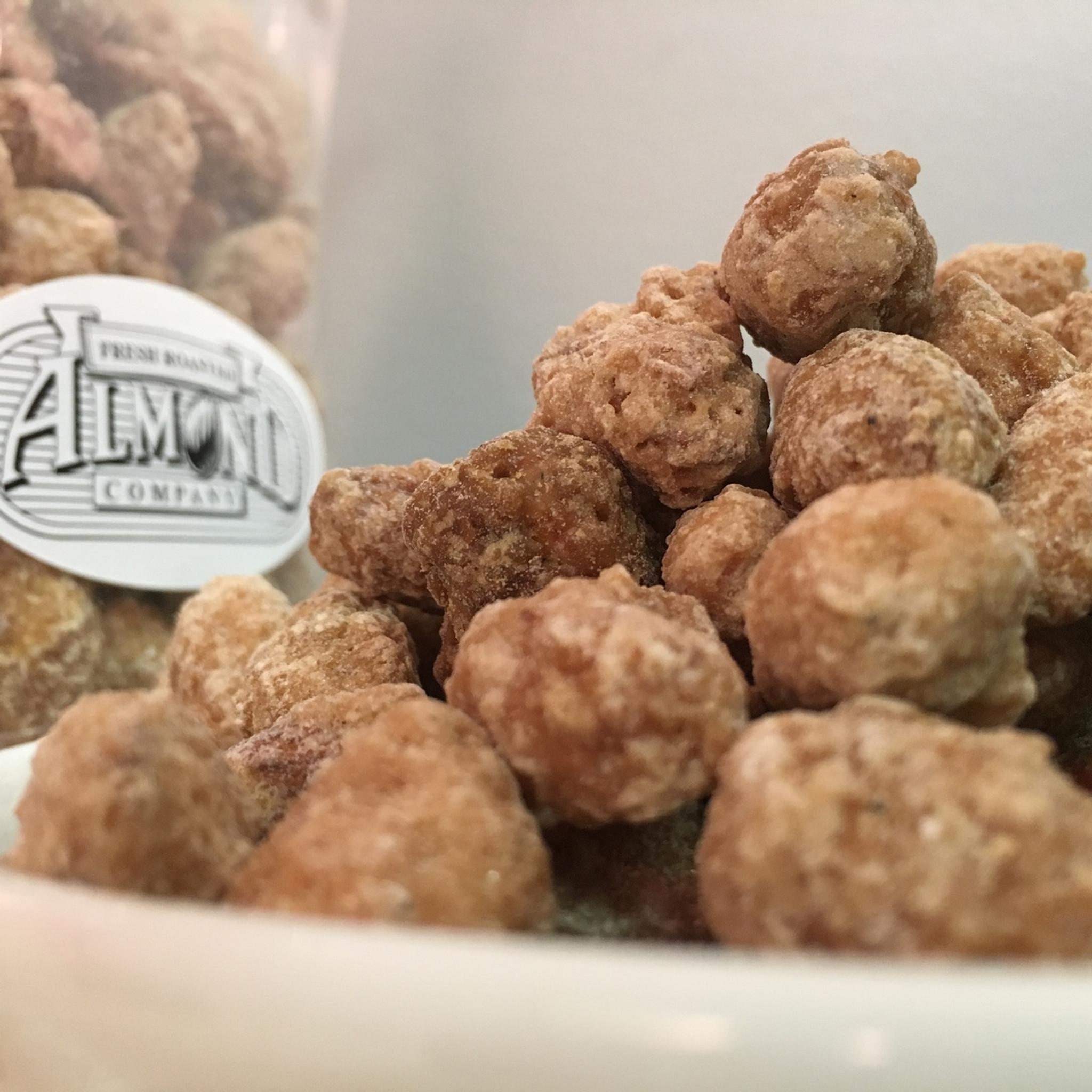 Vanilla Rum Almonds (Bulk, by the lb.)