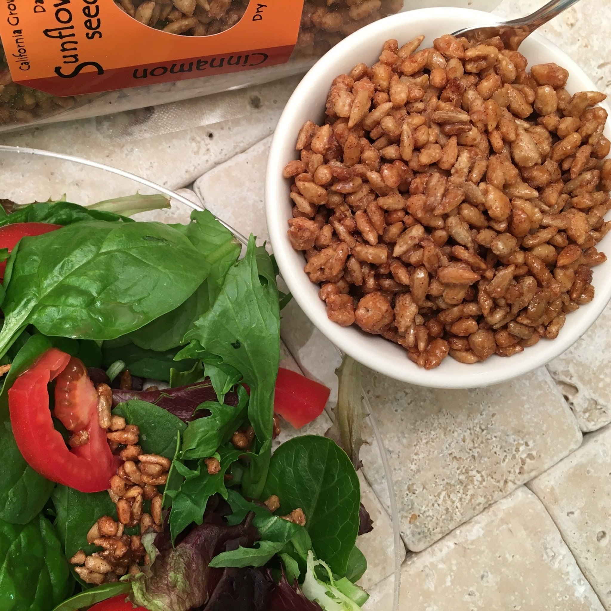 Cinnamon Sunflower Seeds