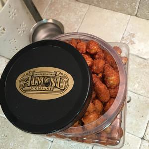 40 oz Jar Buffalo Peanuts