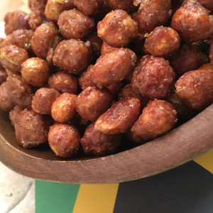 Jamaica Jerk Peanuts