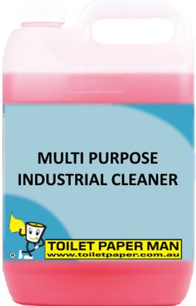 Toilet Paper Man - Multi Purpose Industrial Cleaner - 20 Litre