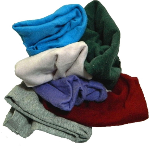 Towel Rags - Coloured - 15 Kg