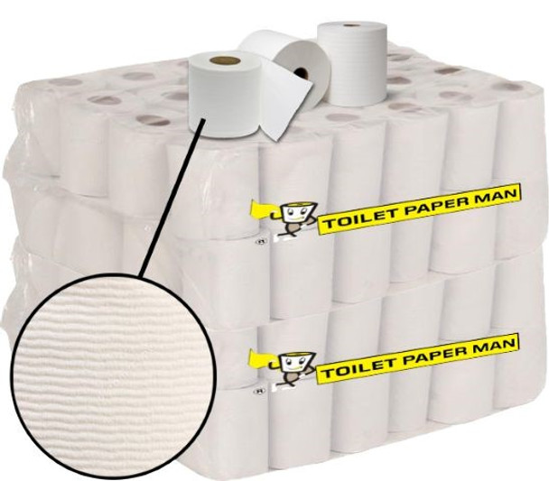 Twinkle - 2ply 400 Sheets per Roll - 96 Rolls