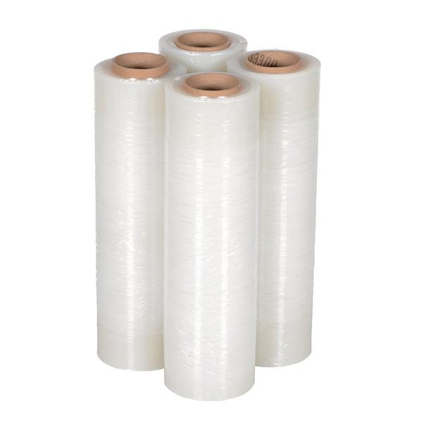 Stretch Film Clear - 23um - 350m x 500mm/Roll - 4 Rolls