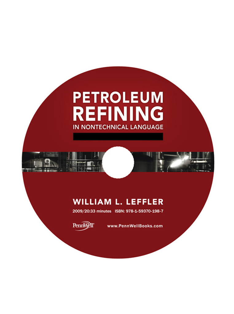Petroleum Refining in Nontechnical Language, Video Series: DVD 5: Catalytic Cracking / Alkylation