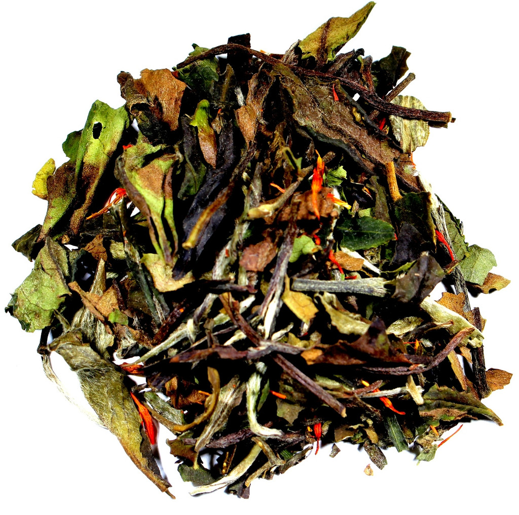 champagne & Raspberry loose leaf tea