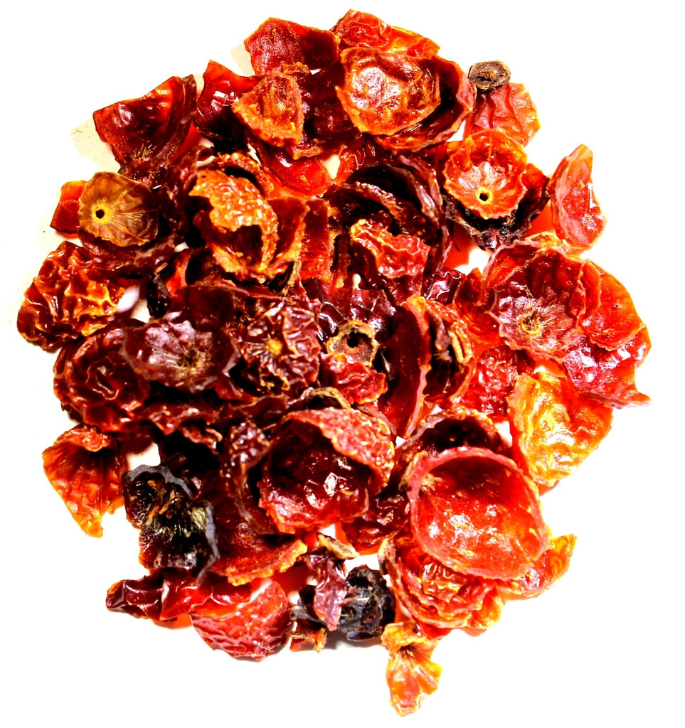 Rose Hips Seedless Cut & Sifted