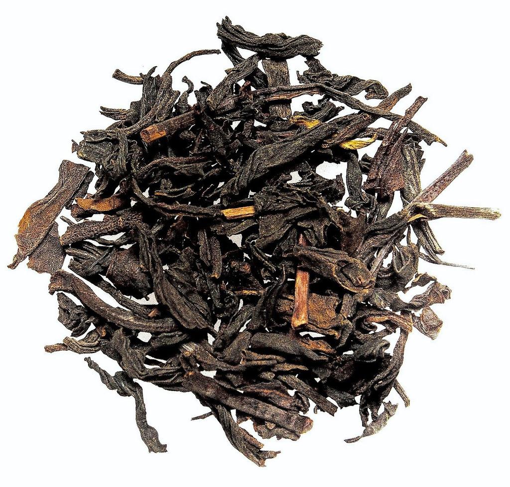 Pu'Erh loose leaf tea