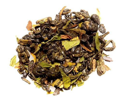 Gunpowder Mint Green Loose Leaf Tea