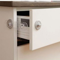 Dreambaby Multi Purpose Latch on drawer