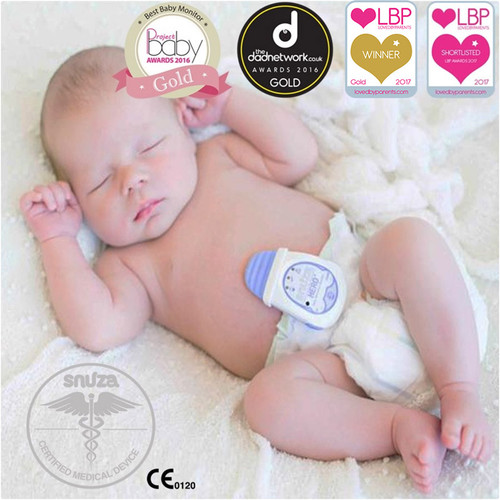 Snuza® HeroMD Portable Baby Breathing Monitor