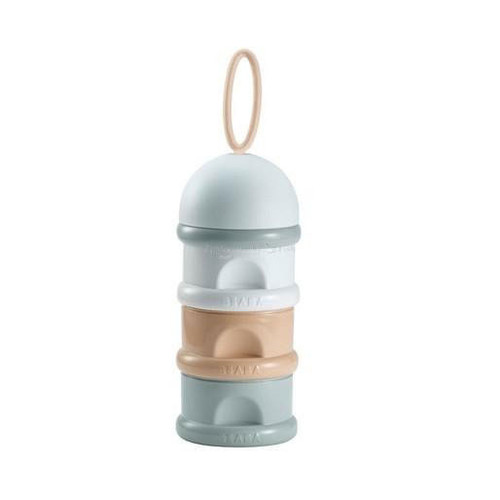 Beaba Stacked Formula Milk Dispenser - Nude